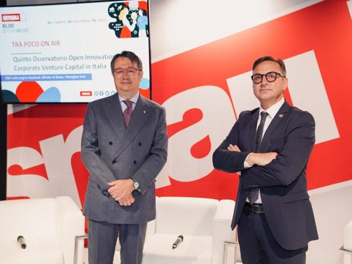 Alessandro Cuomo e Carlo Robiglio (presidente nazionale Piccola Industria)