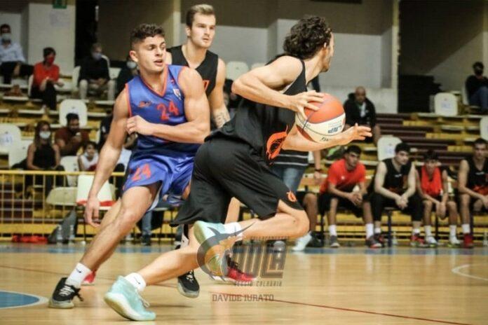 Basket-Viola Catanzaro