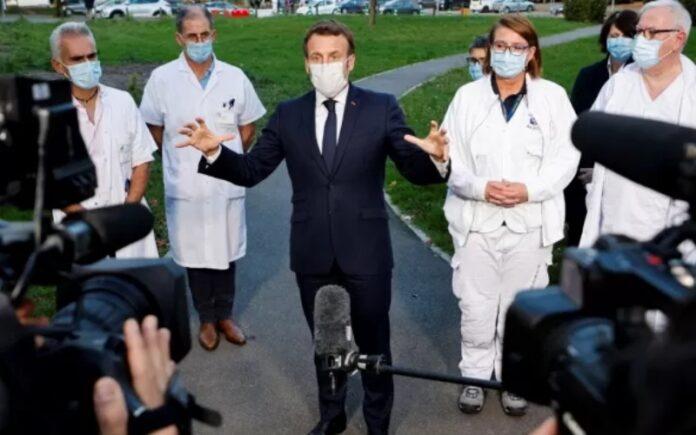 Emmanuel Macron presidente Francia