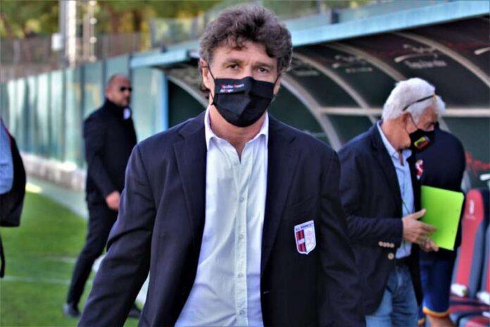 Galfano allenatore Vibonese