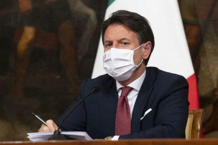 Giuseppe Conte dpcm lockdown