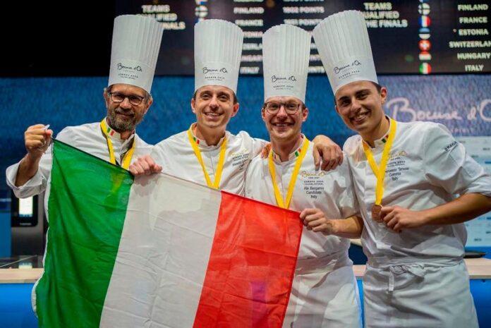 Bocuse d'Or, l'Italia si qualifica alla finale di Lione 2021