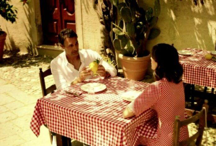Calabria terra mia Raoul Bova e Rocio Munoz