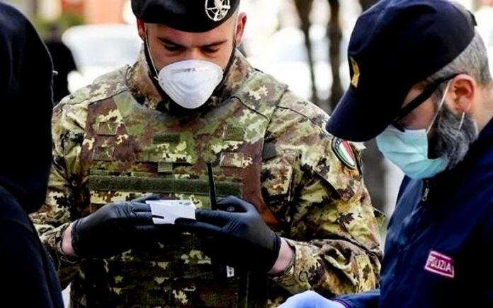 controlli movida esercito polizia cosenza