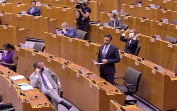 intervento di Sofo al parlamento europeo sullo sviluppo energetico