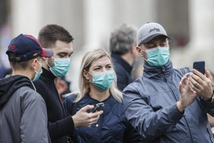 prorogato dpcm mascherine all'aperto obbligatorie