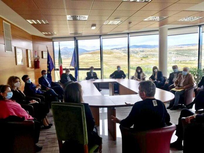 riunione direttori generali regione calabria