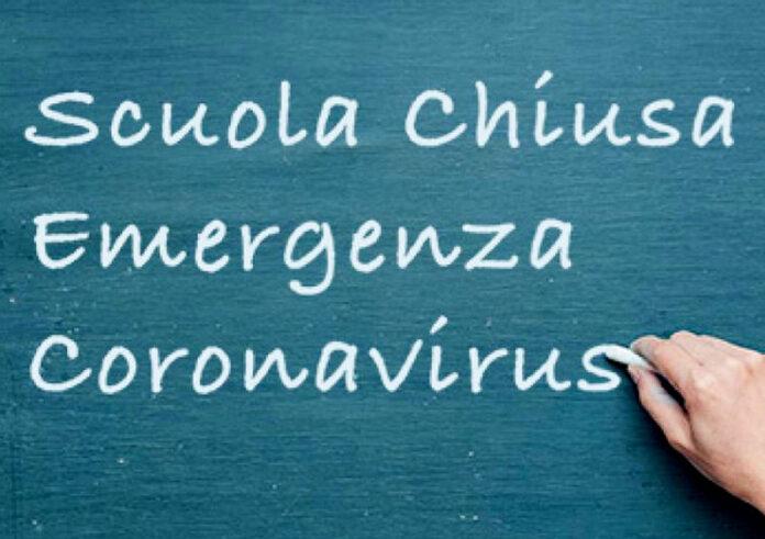 corigliano rossano scuola chiusa coronavirus