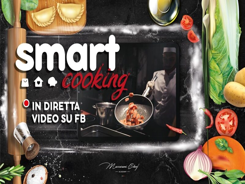smart cooking locandina