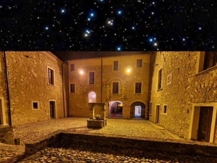 serata tra le stelle Cerisano