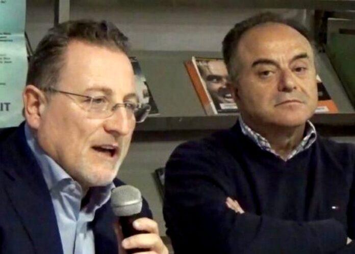 Antonio Nicaso e Nicola Gratteri