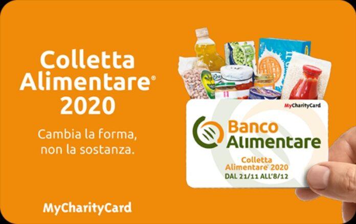 banco alimentare 2020