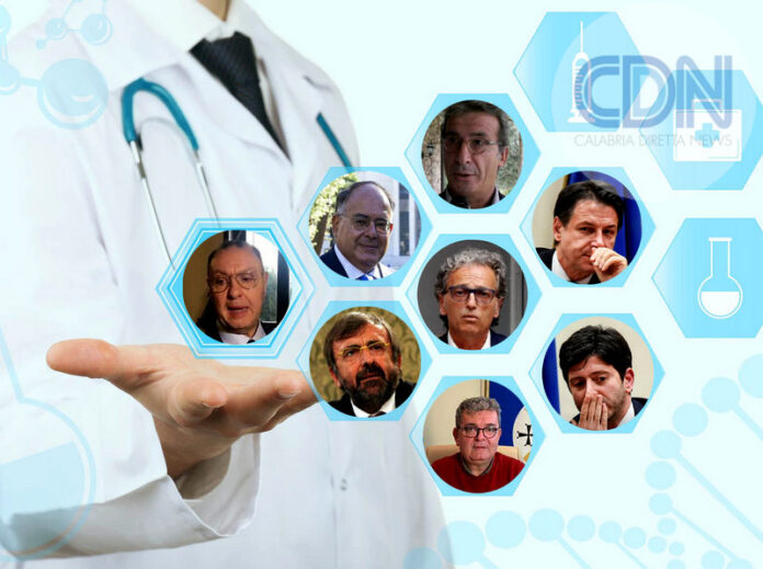 caos sanità commissari calabria