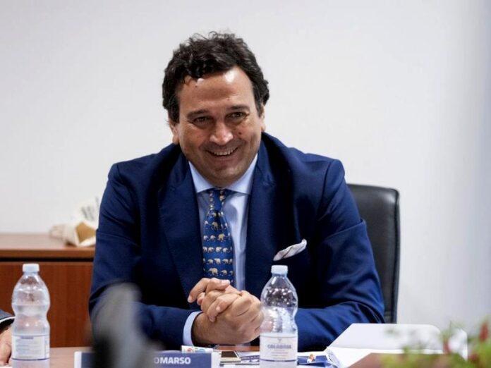 assessore allo Sviluppo economico, Fausto Orsomarso