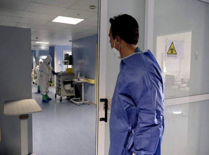 sanitari reparto covid