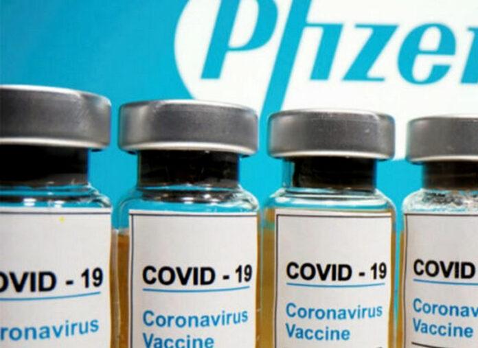 vaccino pfizer covid prime dosi gennaio