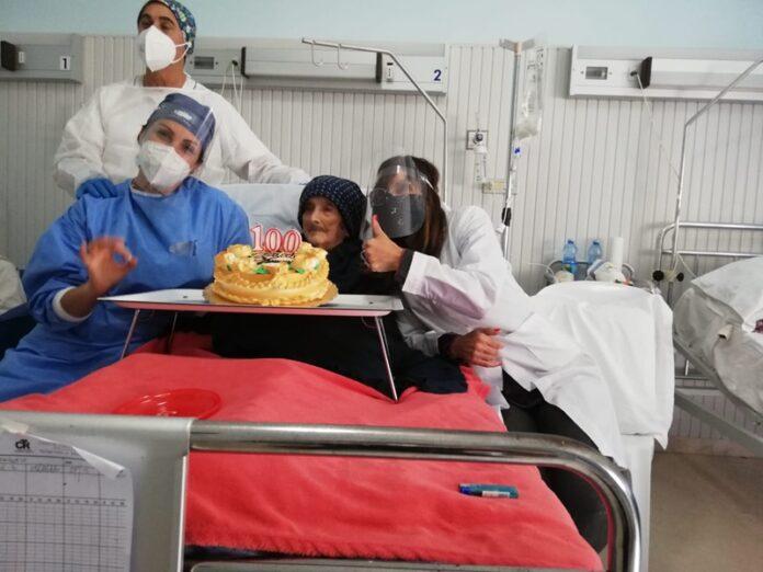 100 anni al Tirrenia hospital