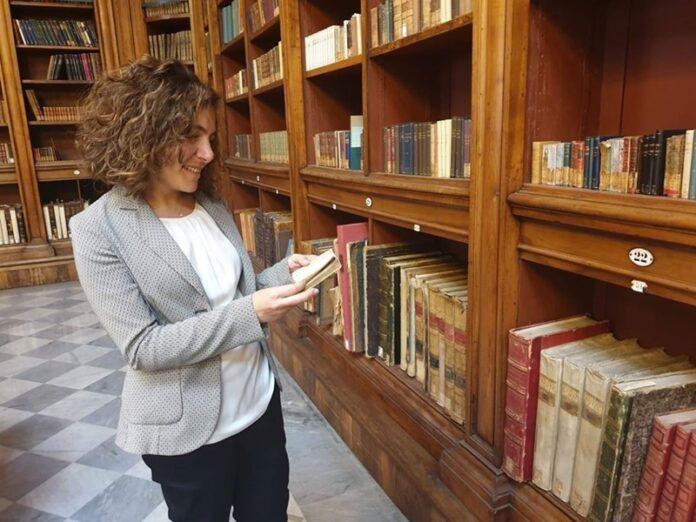 Orrico e la Biblioteca Civica