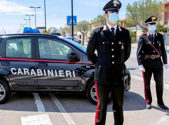 carabinieri bilancio 2020
