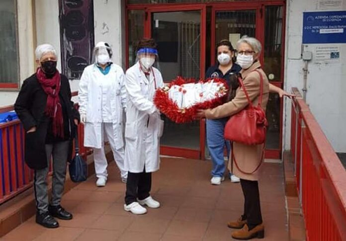 donazione mascherine Asit