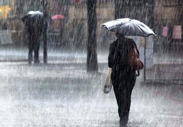 pioggia ombrello maltempo