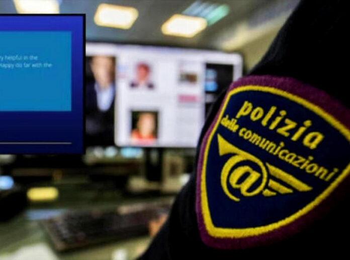 arresti pedopornografia online