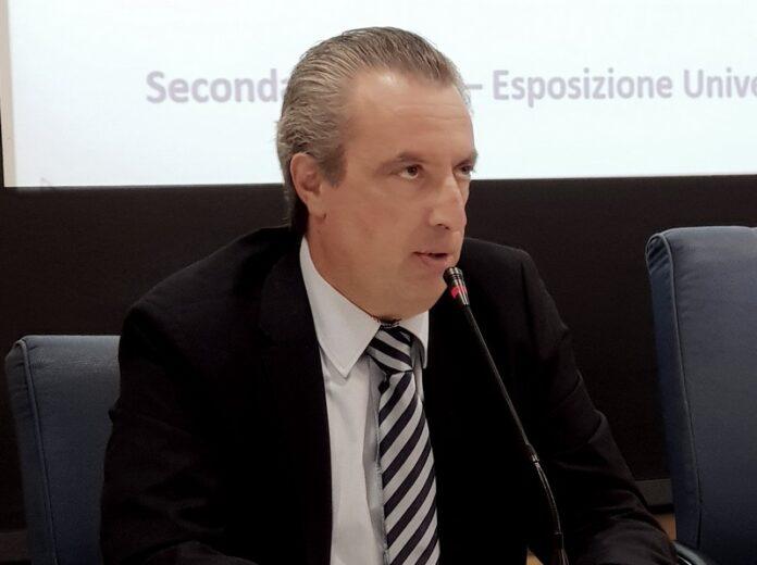 pres. Giuseppe Citrigno Unindustria Cinema e Spettacolo