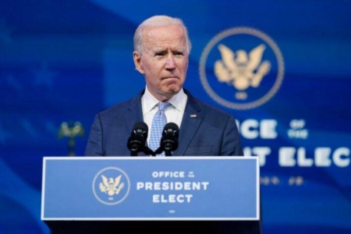 Joe Biden ufficialmente presidente degli Stati Uniti