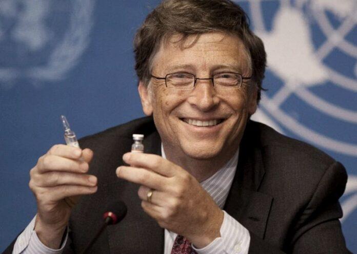 bill gates vaccino covid