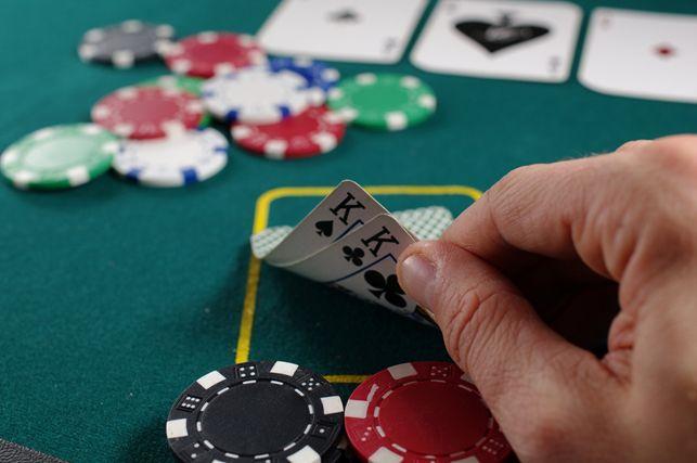 carte poker fiches