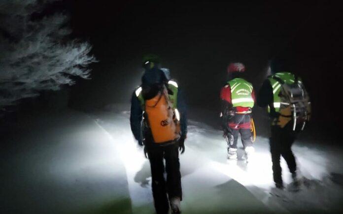alpinisti dispersi ritrovati cnsas