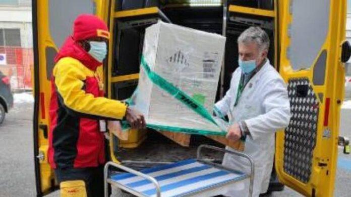consegna vaccini