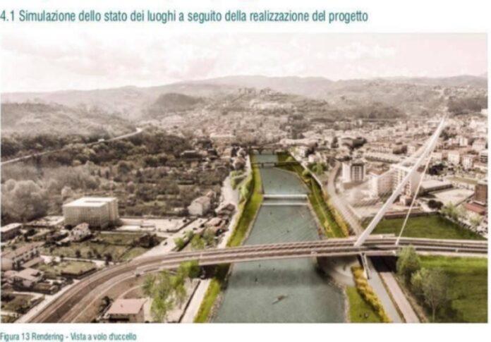 fiume navigabile Cosenza