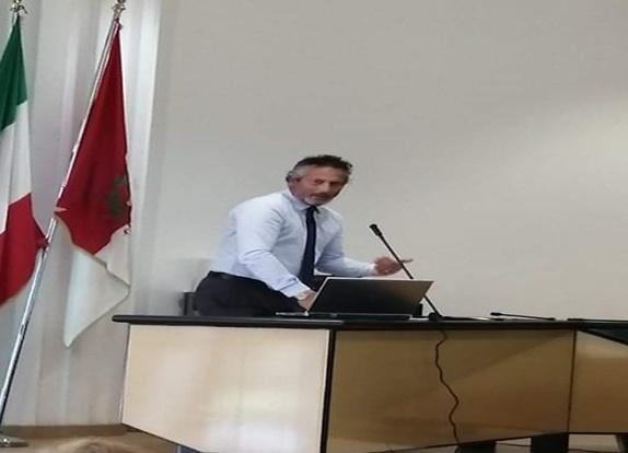 l'ex assessore Pierpaolo Iantorno