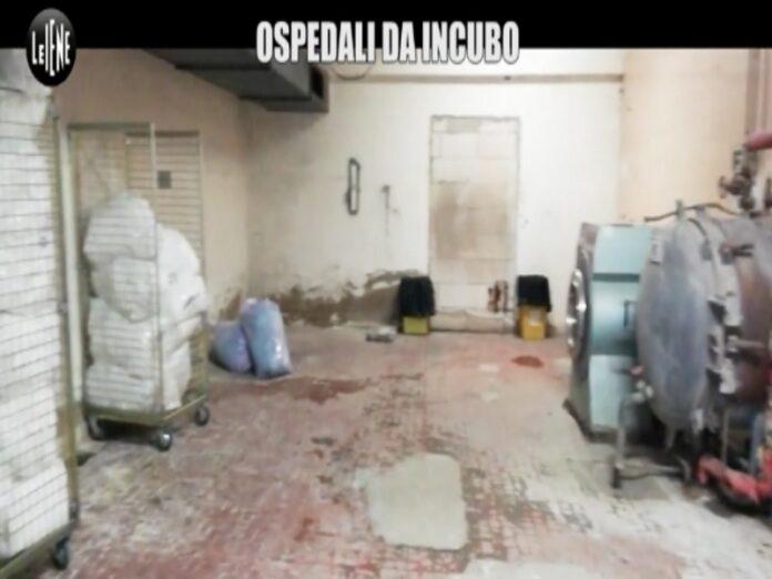 ospedali da incubo Calabria