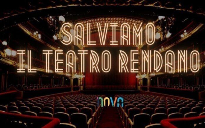 petizione salviamo teatro rendano