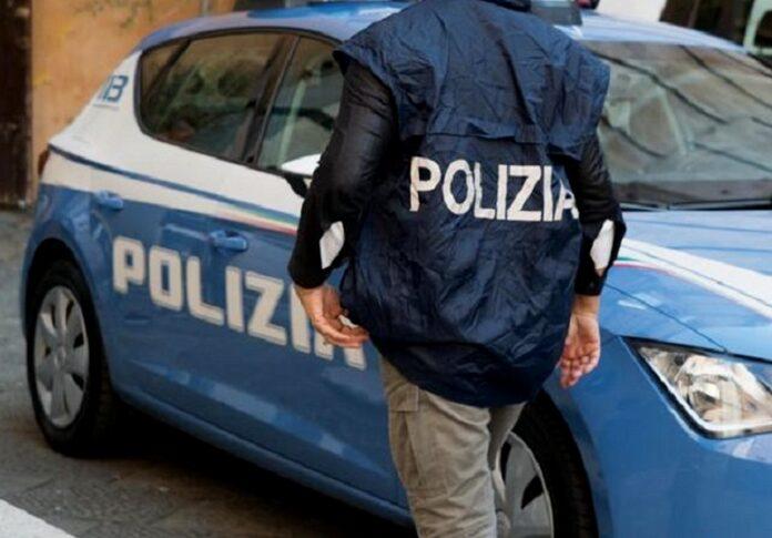 polizia arresto cosenza