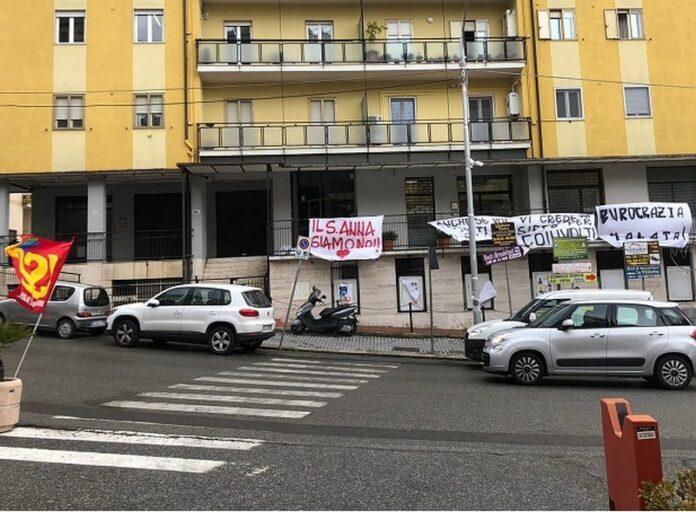 sit in usb sindacato sant'anna hospital