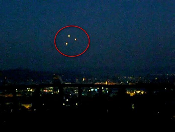 avvistamenti ufo calabria