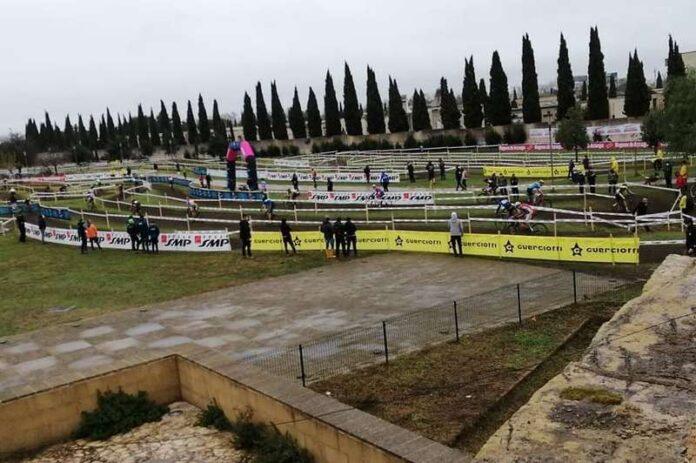 campionati italiani di ciclocross lecce