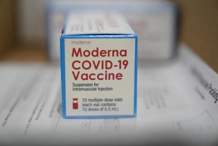 vaccino covid moderna