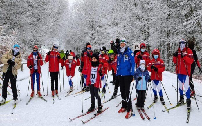 Atleti in partenza- Coppa Terranova