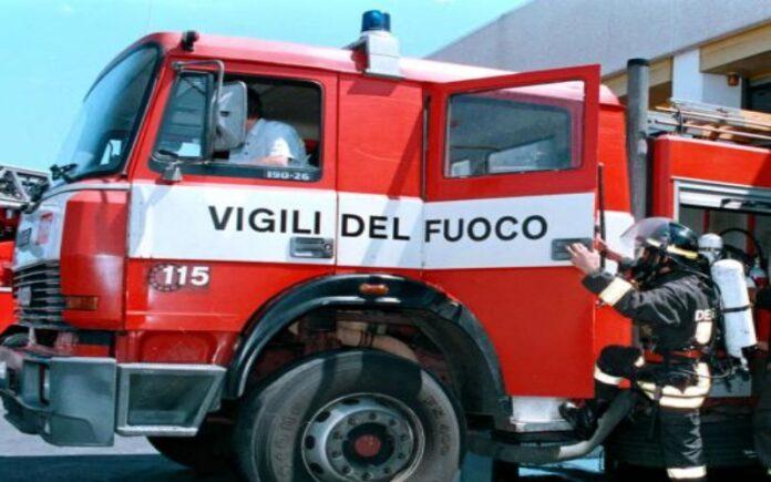 Vigili del fuoco - pochi uomini e mezzi