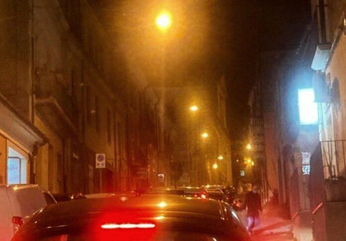 assembramenti traffico vibo