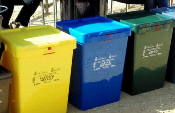 differenziata spazzatura rifiut
