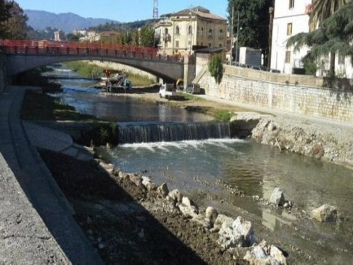 fiume Busento a Cosenza