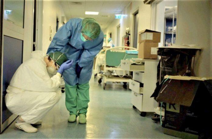 infermieri stremati