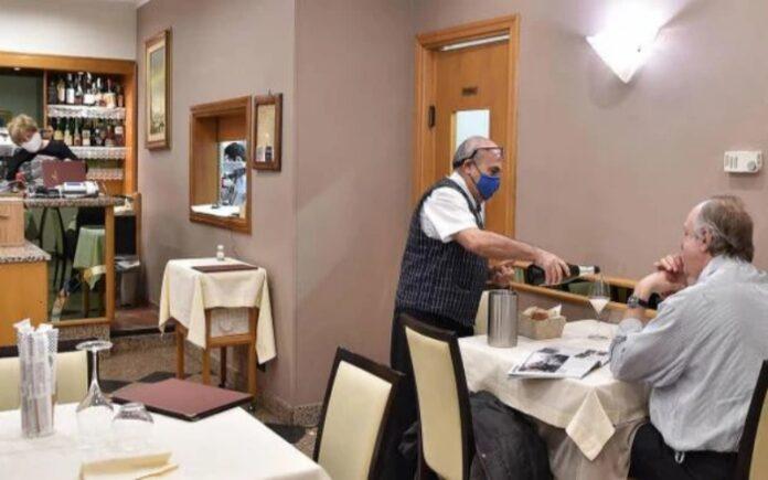 ristoranti aperti sera