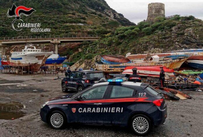 sotto sequestro l'area portuale di Bagnara