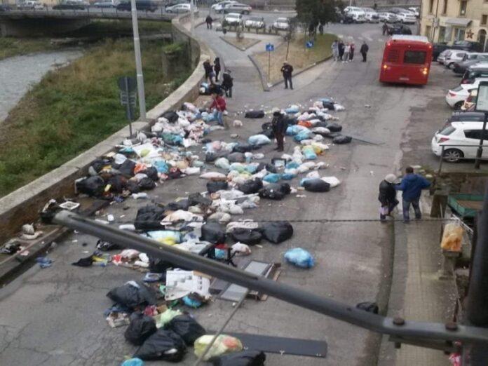 spazzatura Cosenza
